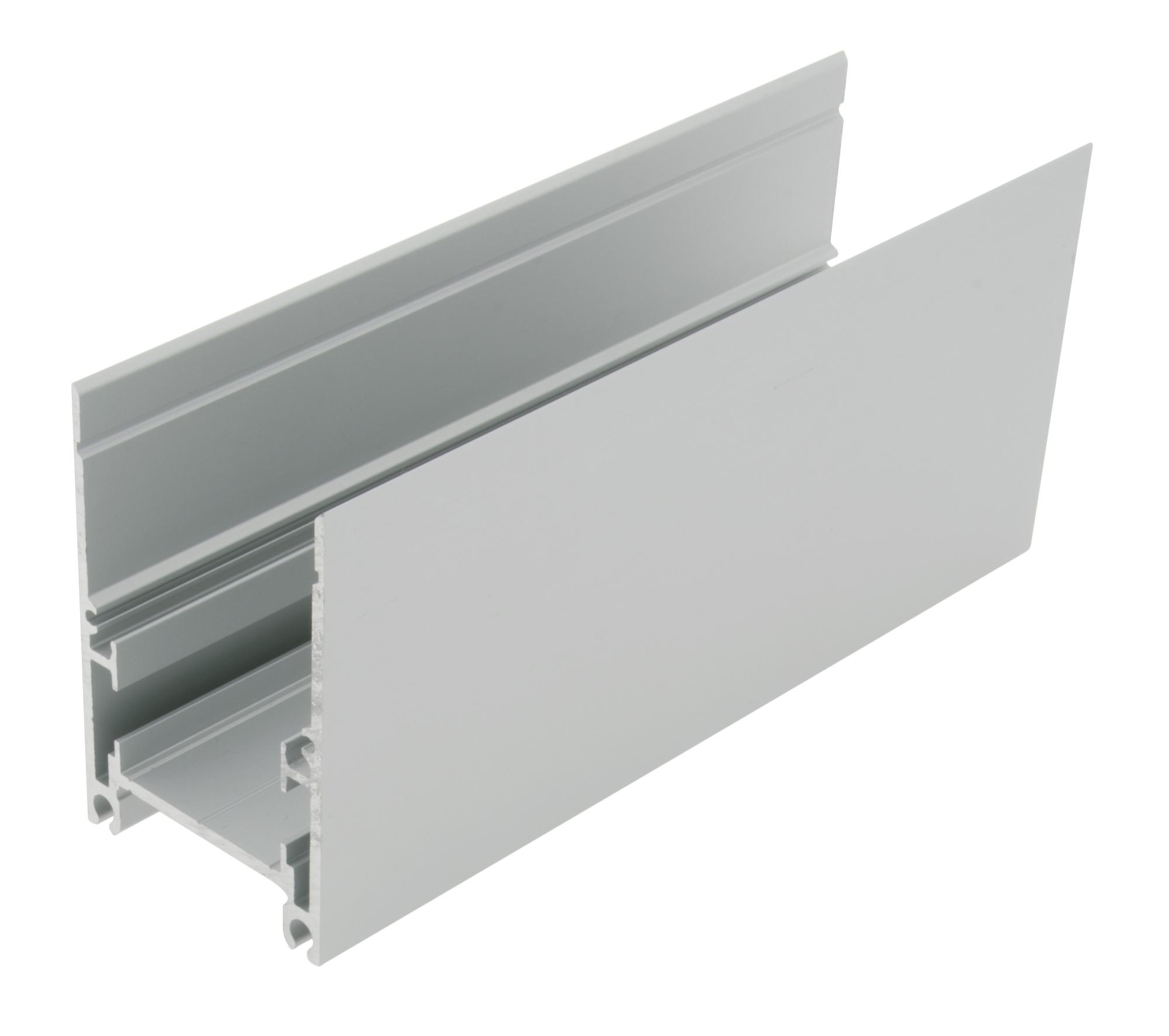 1 m Aluminium Profil MFH, 2m LIAP005002