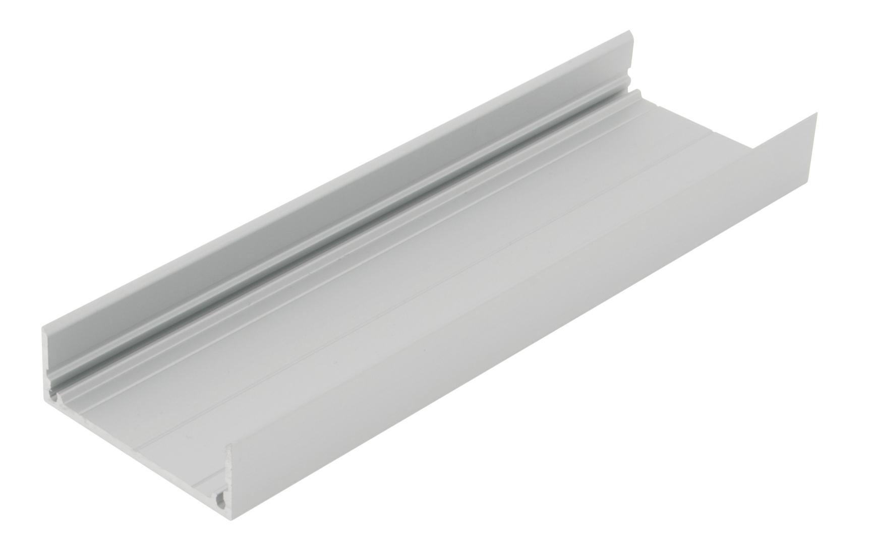 1 m Aluminium Profil MFF, 2m LIAP005004