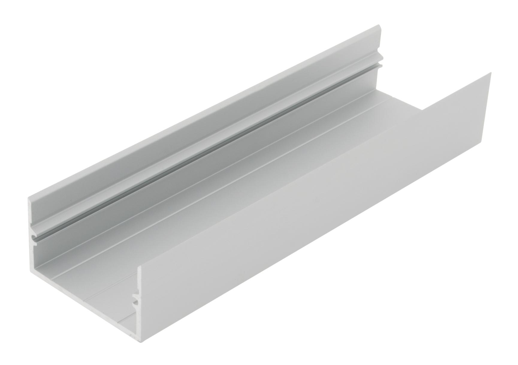 1 m Aluminium Profil MFL, 2m LIAP005005