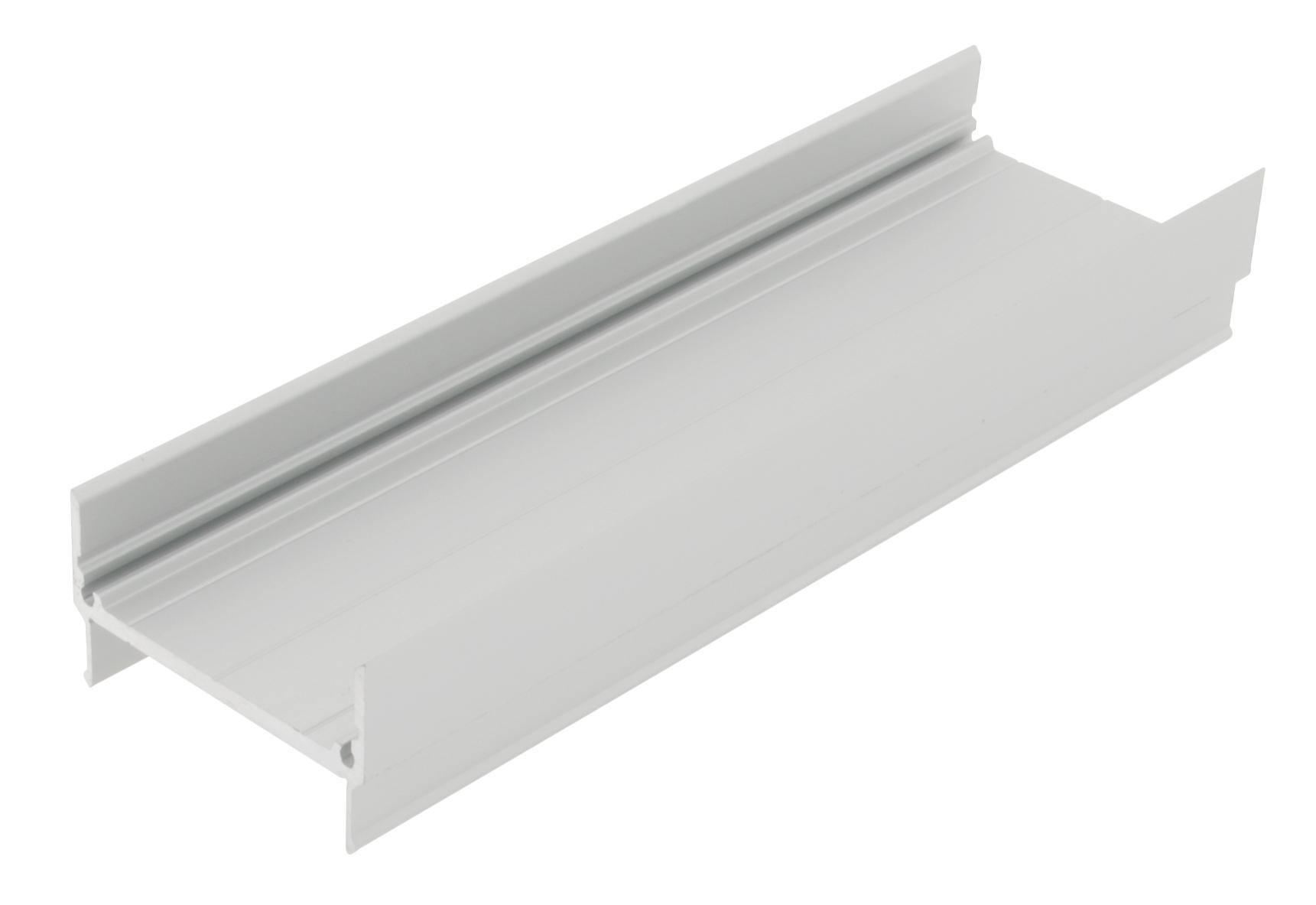 1 m Aluminium Profil MFS, 2m LIAP005006