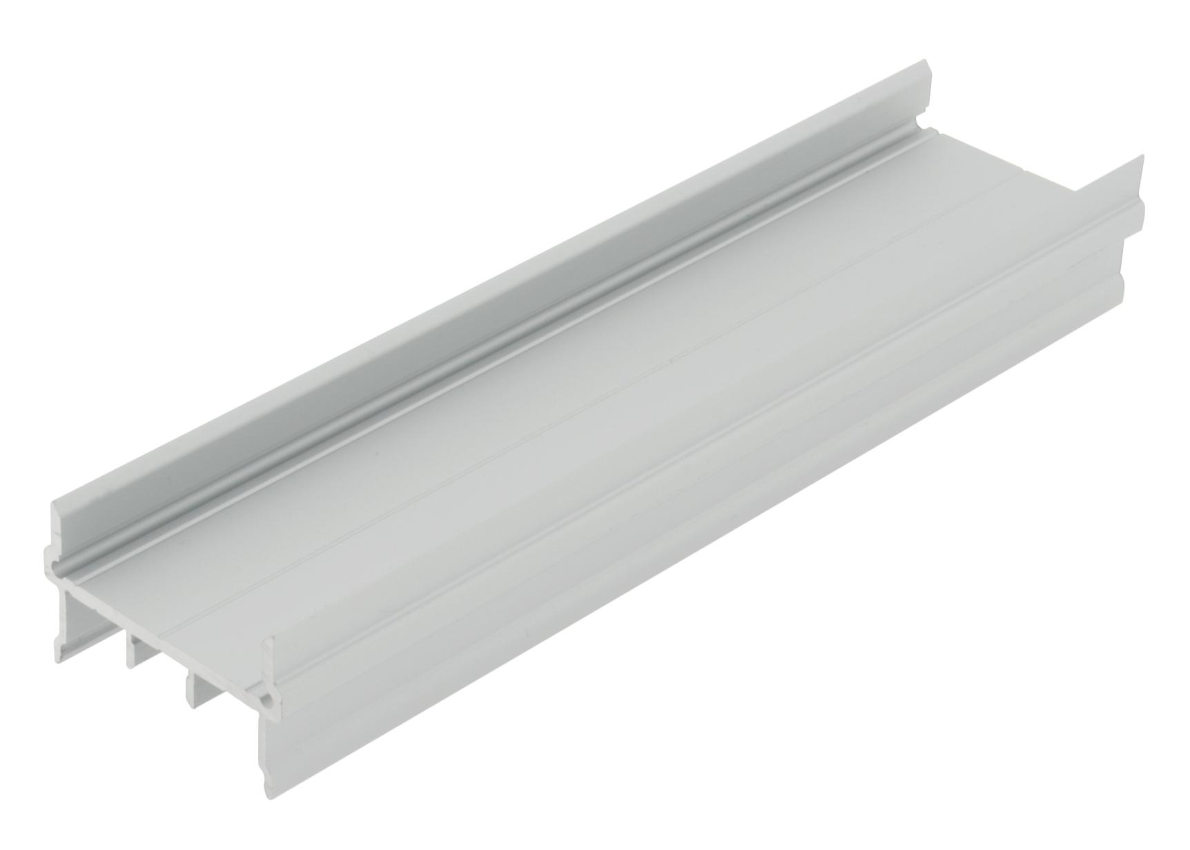 1 m Aluminium MF Modul Einsatz, 2m LIAP005100