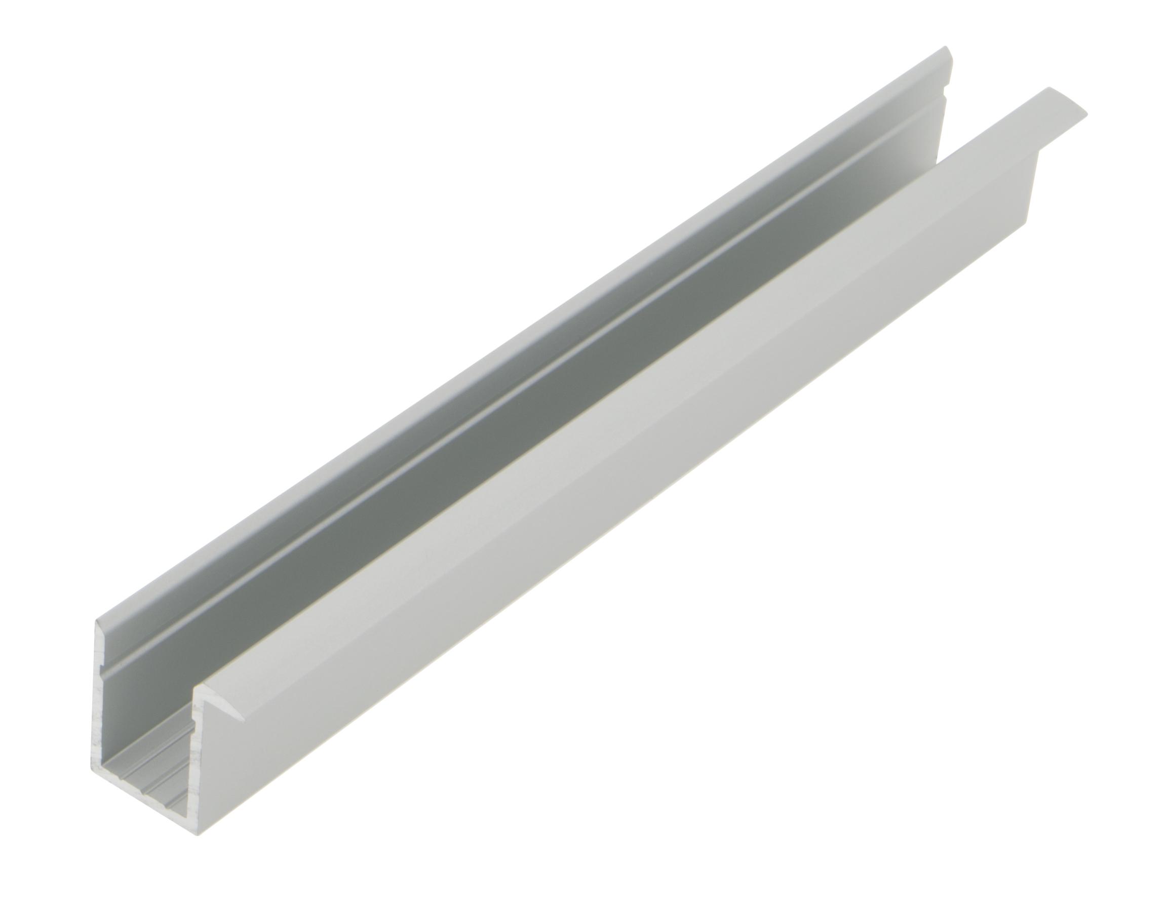1 m Aluminiumprofil KLT, L-2000mm B-19mm H-19mm LIAP008004