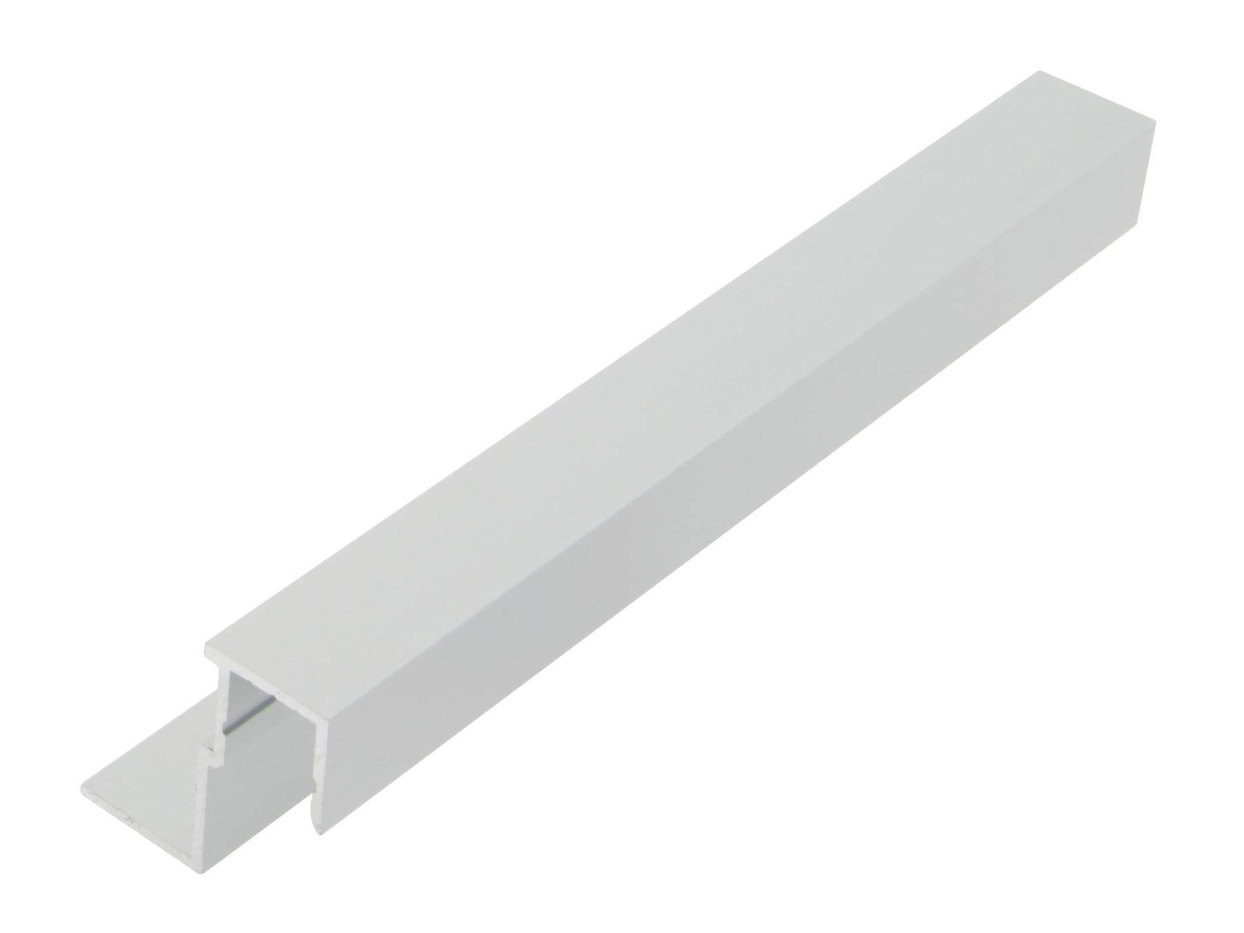 1 m Aluminiumprofil KLP, L-2000mm B-31mm H-30mm LIAP008005