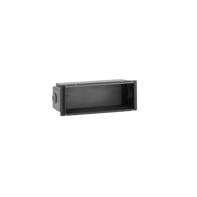 1 Stk BEGA 10436 Einbaugehäuse LIBE10436-