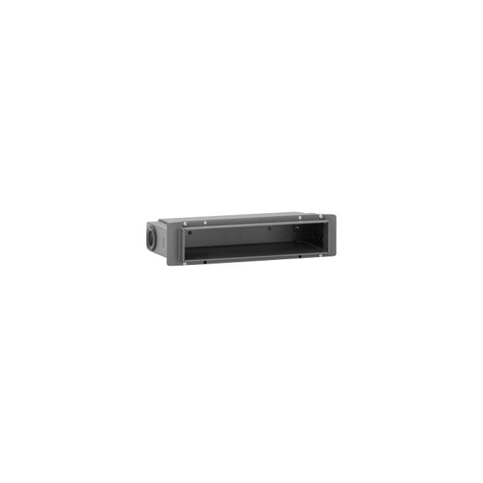 1 Stk BEGA 10454 Einbaugehäuse LIBE10454-