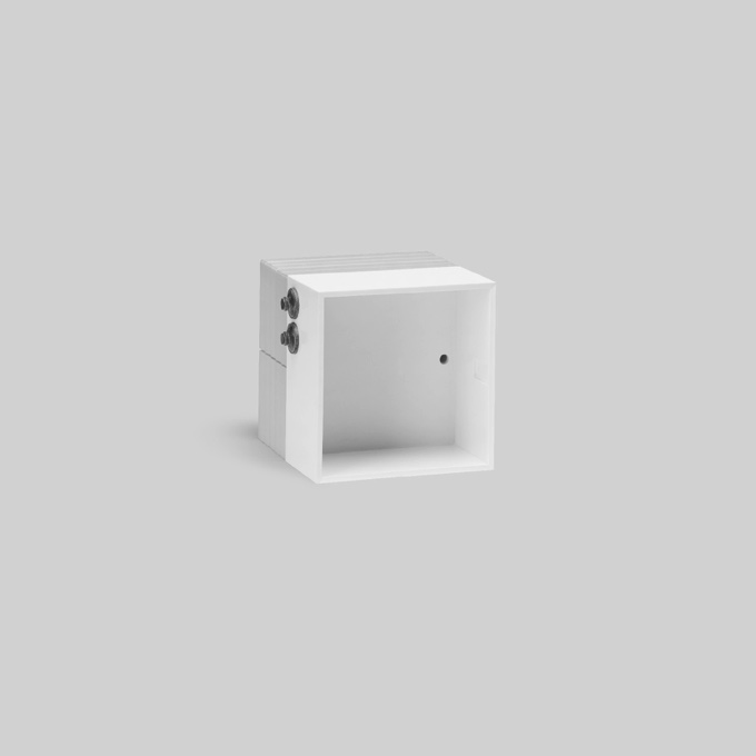 1 Stk BEGA 13541 Einbaugehäuse LIBE13541-