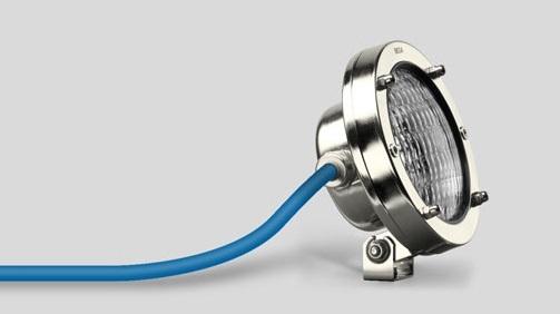 1 Stk BEGA 88509 Unterwasserscheinwerfer LIBE88509-