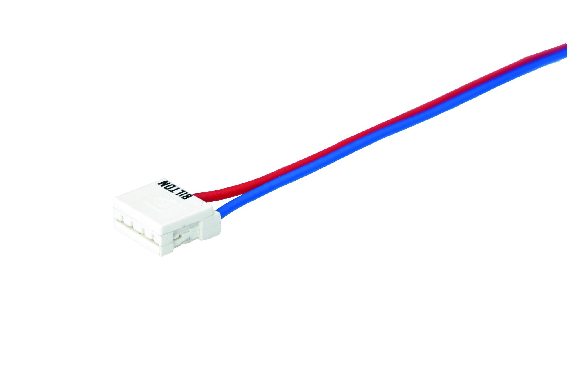 1 Stk 2-polige Anschlussleitung 500mm mit Connector LIBICWC150