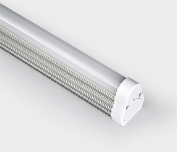 Solid Strip LED, 15W, 1050lm, 3000K, IP20, grau