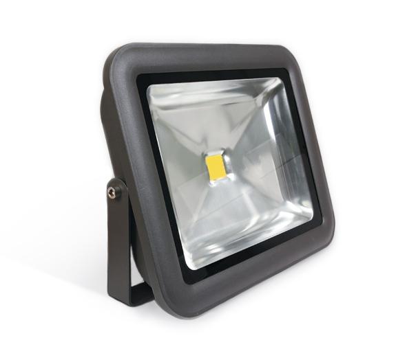 Sigma Single LED, 50W, 6000K, 3700lm, 120°, alu, anthrazit