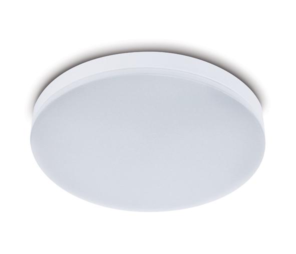 Mela Small LED Plafo, 12W, 3000K, 1000lm, IP20, weiß