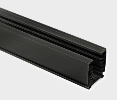1 Stk 3PH-Stromschiene 3m, schwarz LID13147--