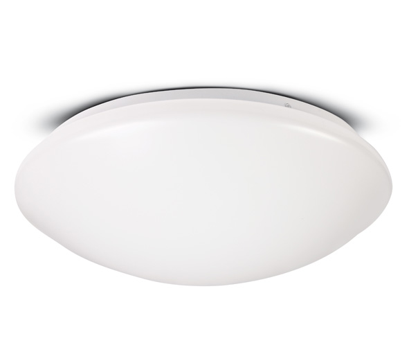 1 Stk Kira Medium LED Plafo, 18W, 3000K, 1350lm, IP20, weiß LID13233--