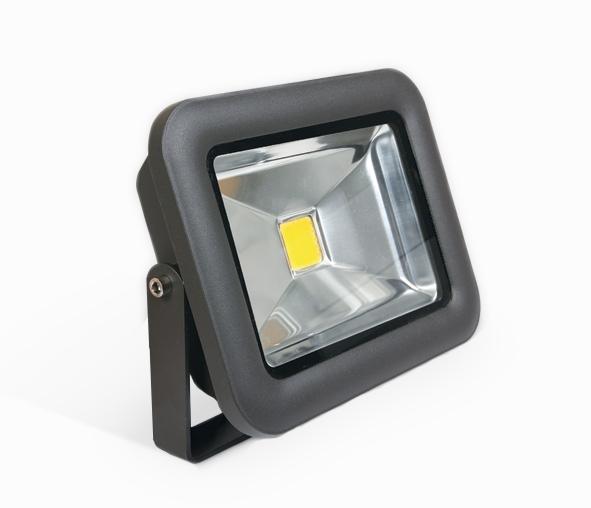 Sigma Single LED 20W, 4000K, 1400lm, 120°, alu, anthrazit