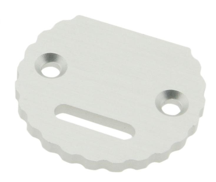 1 Stk Profil Endkappe LBS Flach mit Langloch LIEK001601
