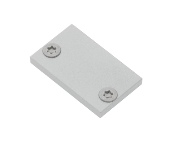 1 Stk Profil Endkappe TBK Flach geschlossen inkl. Schrauben LIEK002000