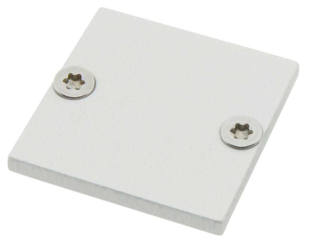 1 Stk Profil Endkappe TBR flach geschlossen LIEK002200