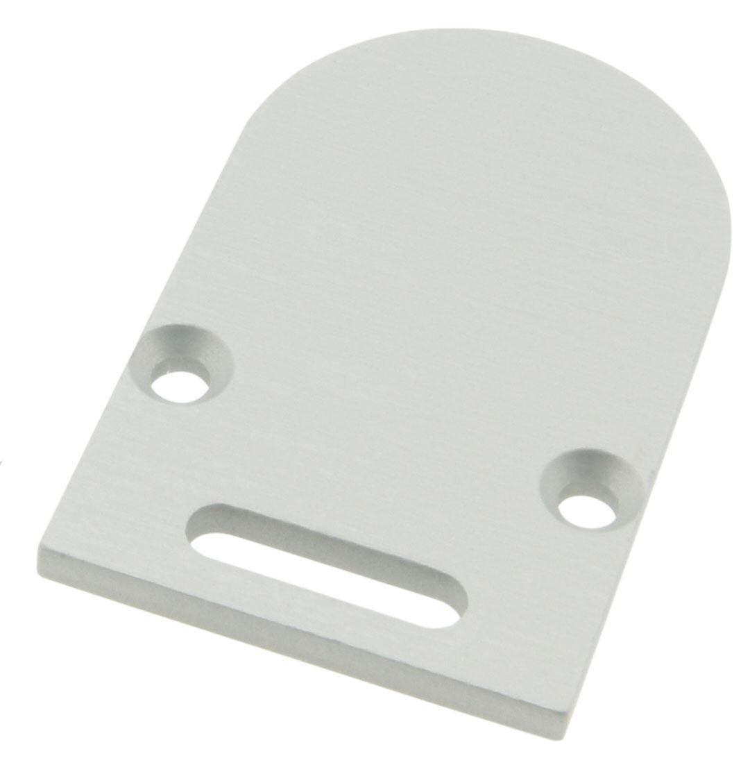 1 Stk Profil Endkappe TBR rund mit Langloch LIEK002211