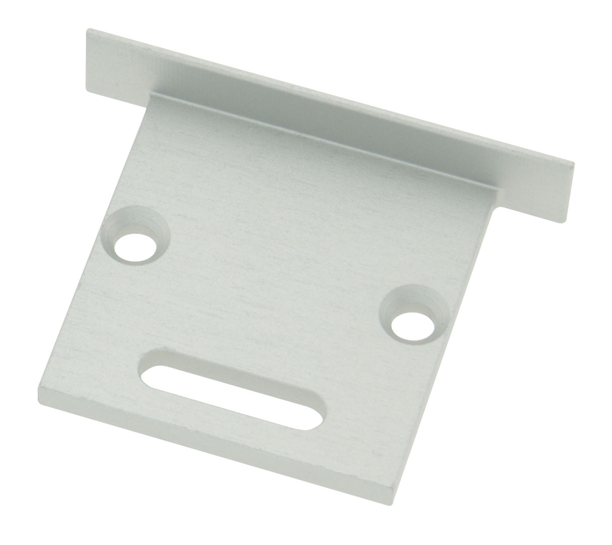 1 Stk Profil Endkappe TBI flach mit Langloch LIEK002301