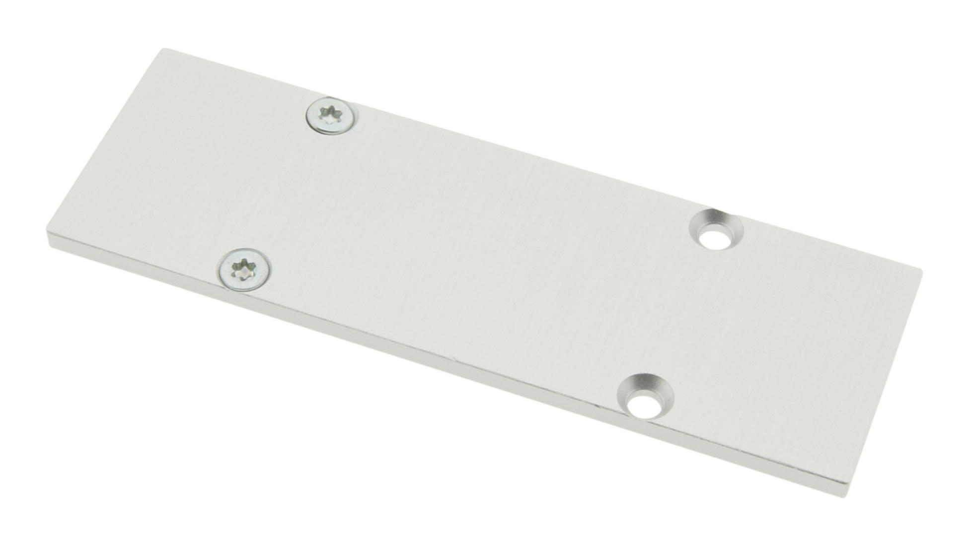 1 Stk Profil Endkappe TBW Flach geschlossen LIEK002500