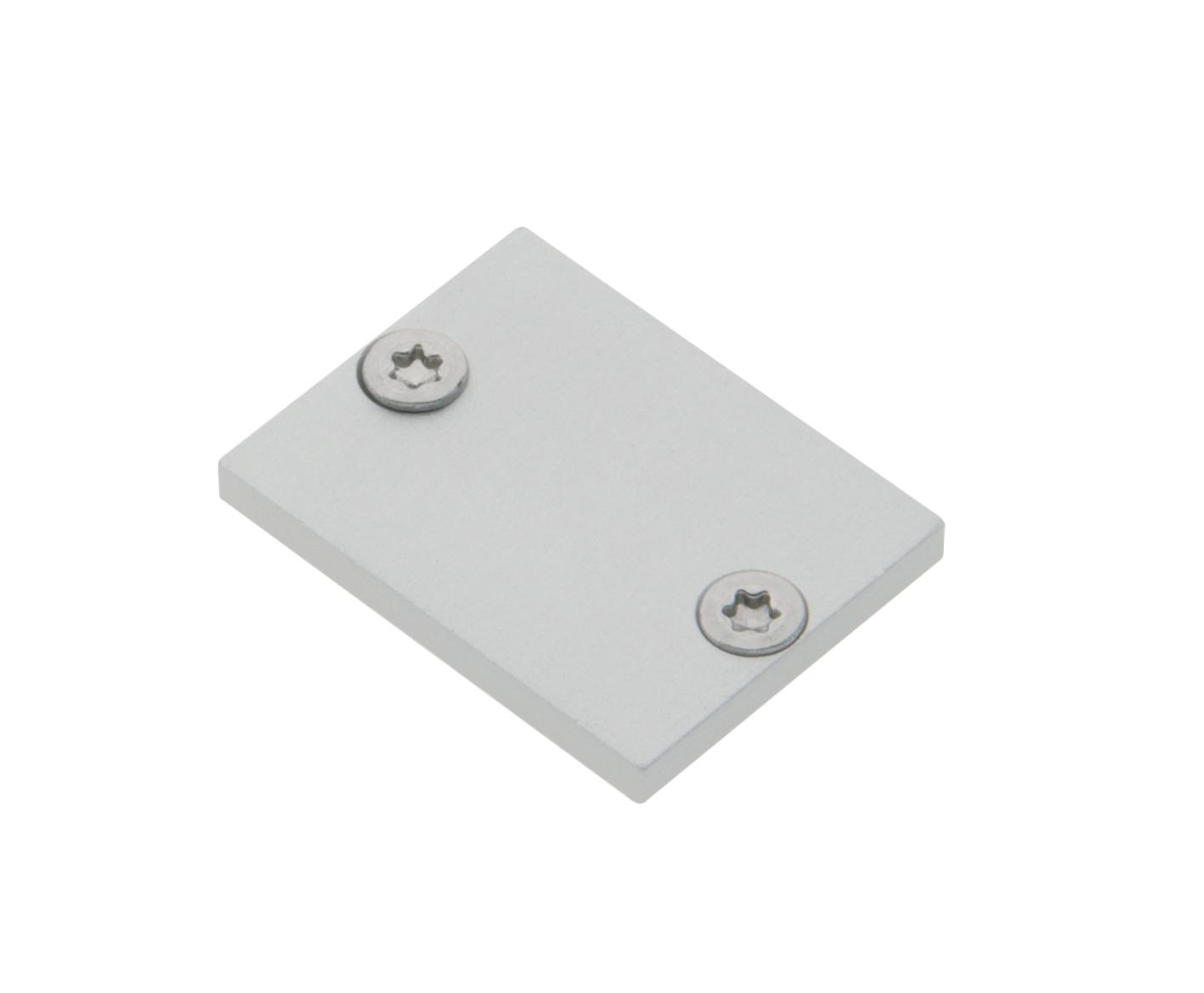 1 Stk Profil Endkappe TBL Flach geschlossen inkl. Schrauben LIEK002800