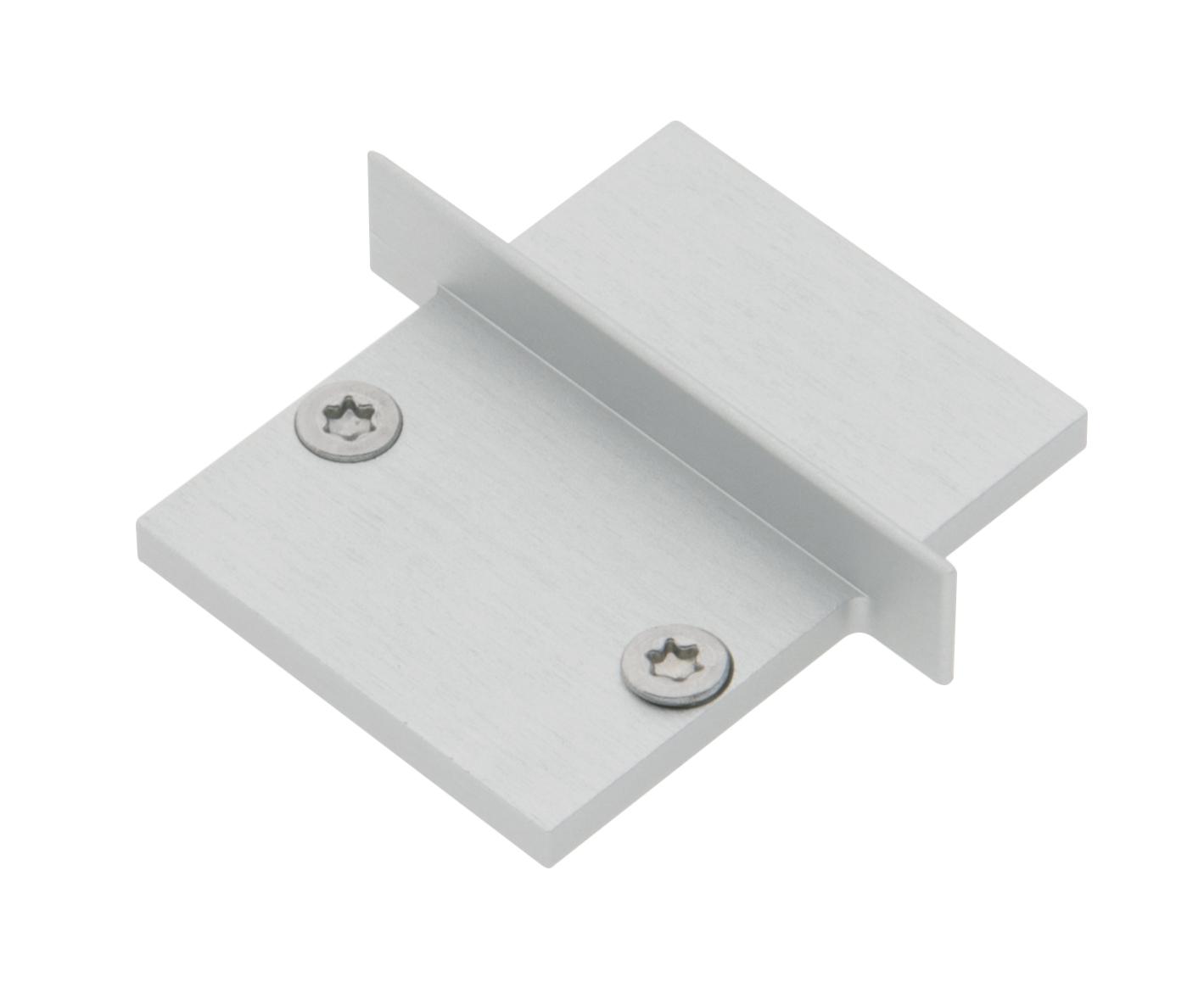 1 Stk Profil Endkappe TBJ Eckig geschlossen inkl. Schrauben LIEK002920