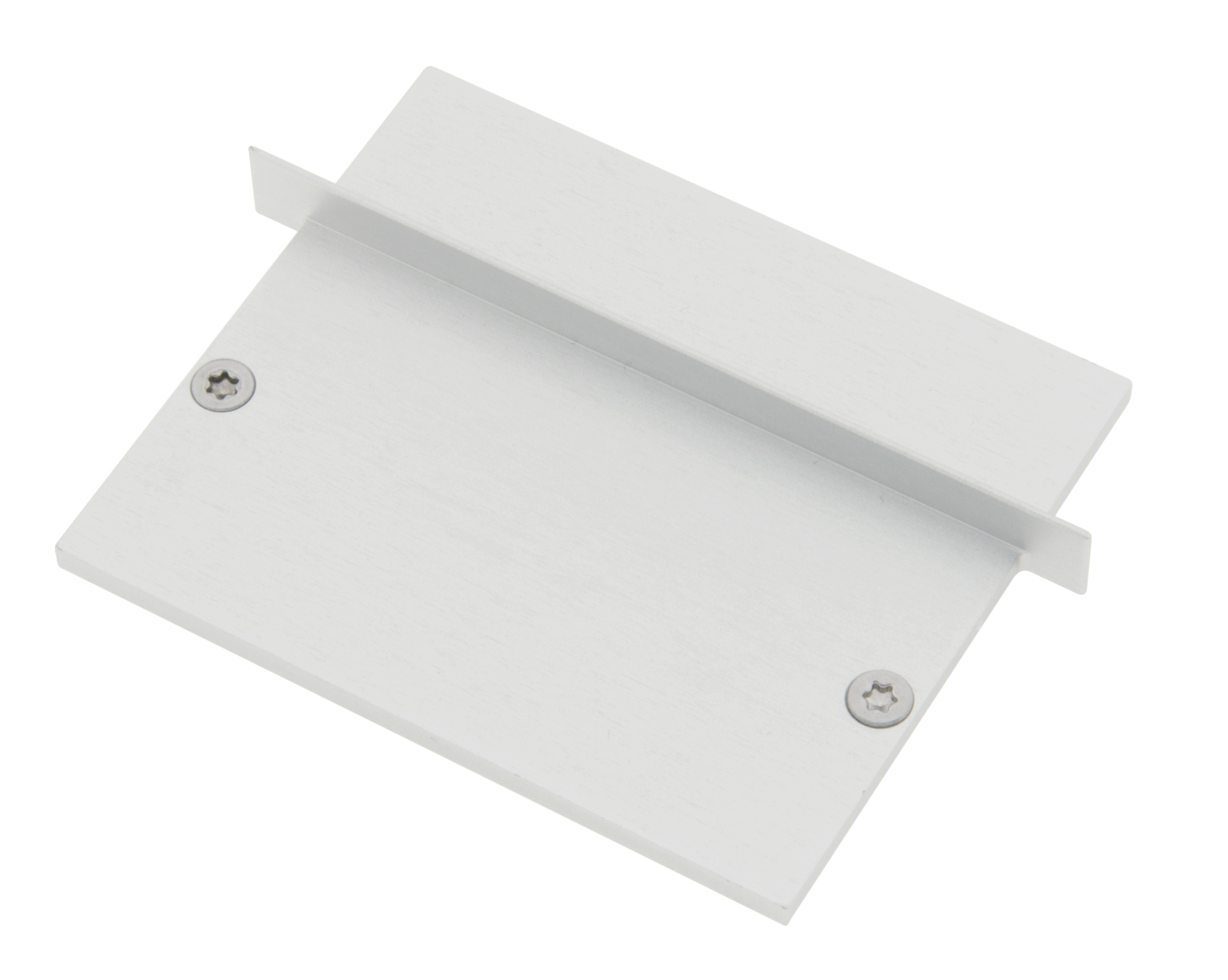 1 Stk Profil Endkappe SLI Eckig geschlossen inkl. Schrauben LIEK003320