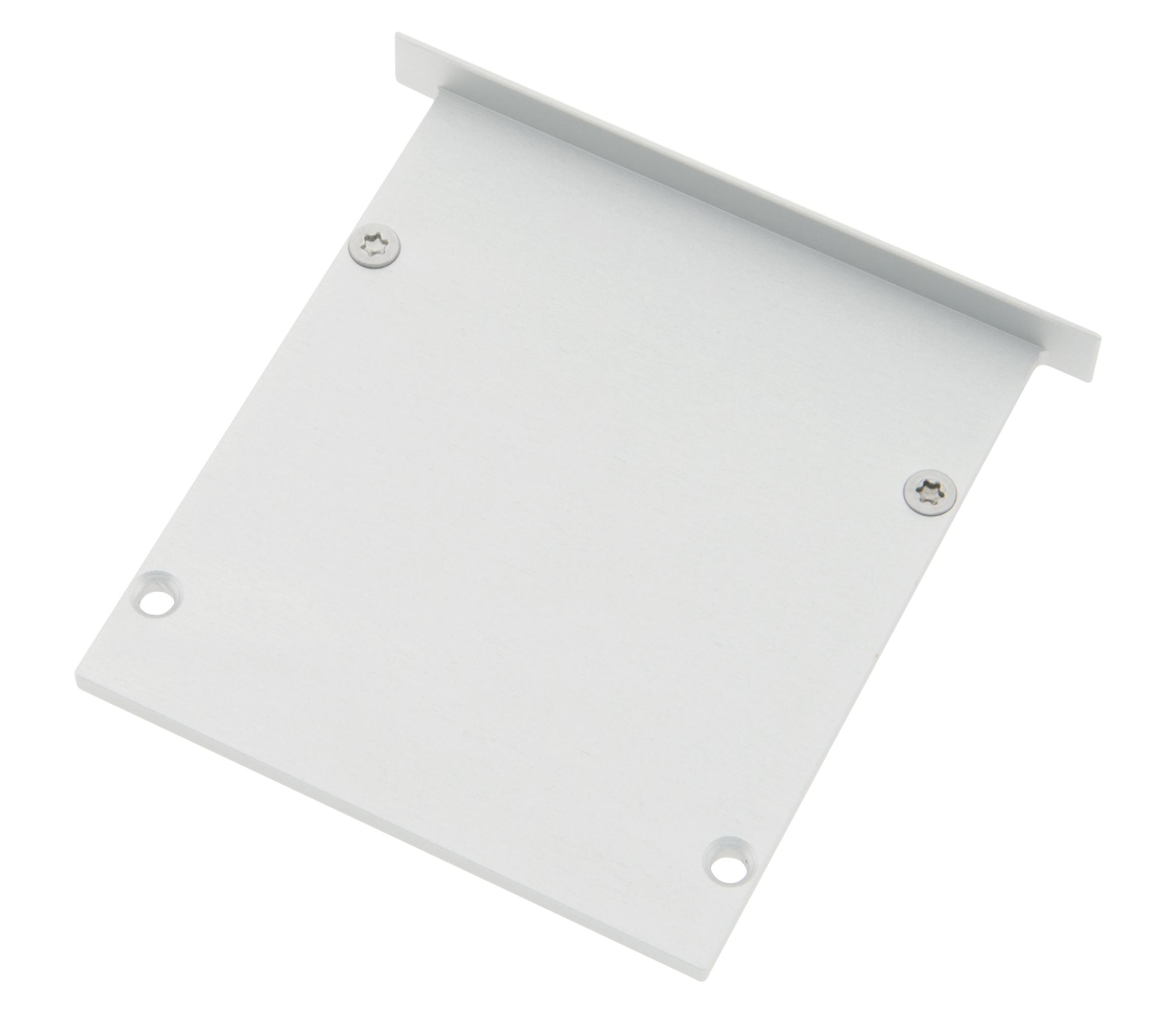1 Stk Profil Endkappe SLT inkl. Schrauben LIEK003500