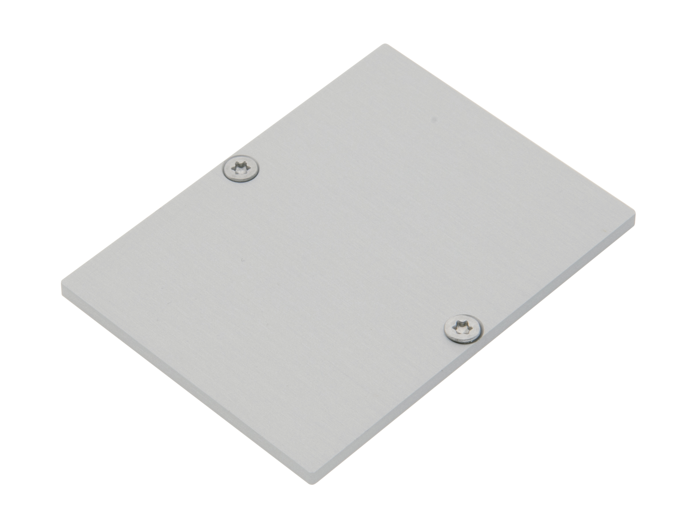 Profil Endkappe MFR Flach inkl. Schrauben
