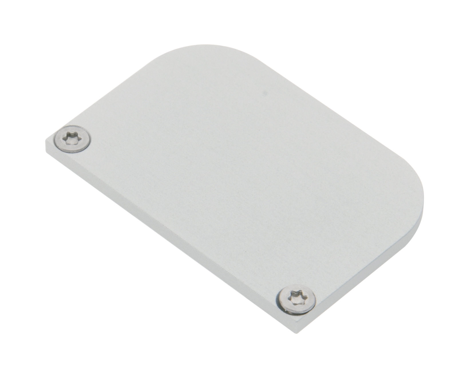 1 Stk Profil Endkappe MFF Rund geschlossen inkl. Schrauben LIEK005410