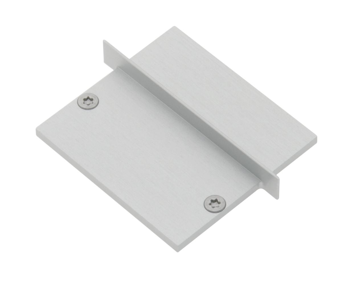 1 Stk Profil Endkappe MFJ Eckig geschlossen inkl. Schrauben LIEK005920