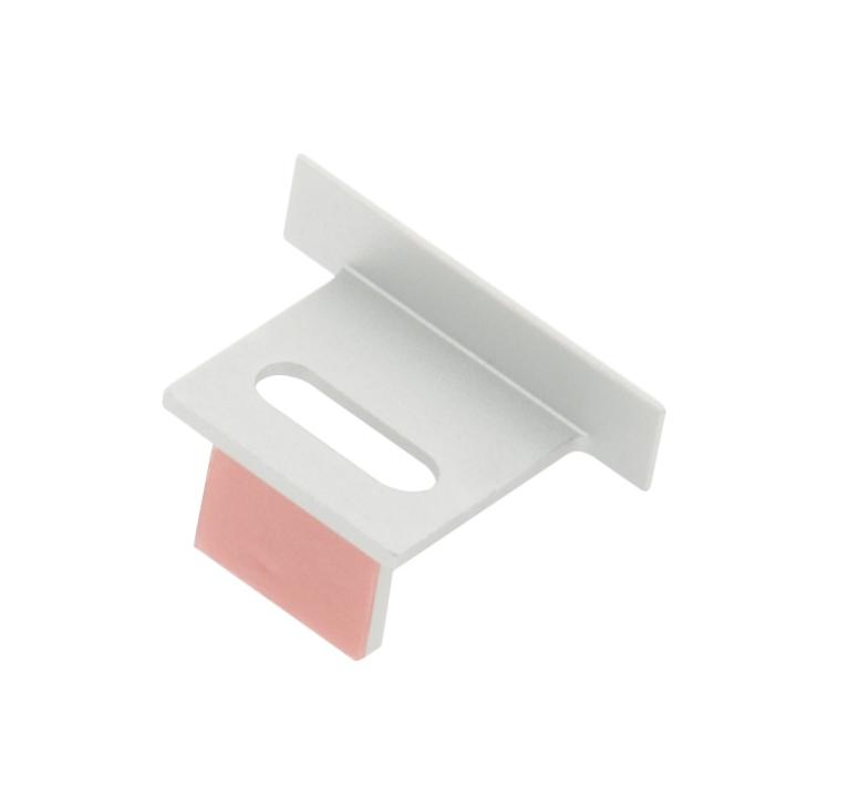 1 Stk Profil Endkappe KLI Flach mit Langloch LIEK008201