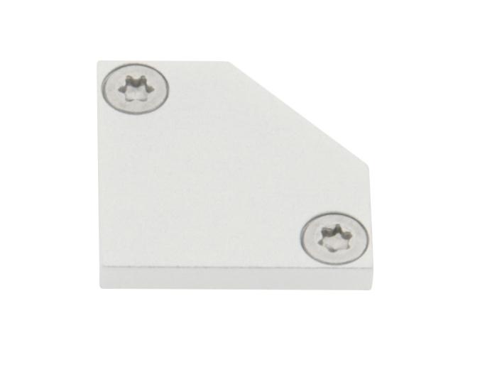 1 Stk Profil Endkappe KLE Flach geschlossen LIEK008300