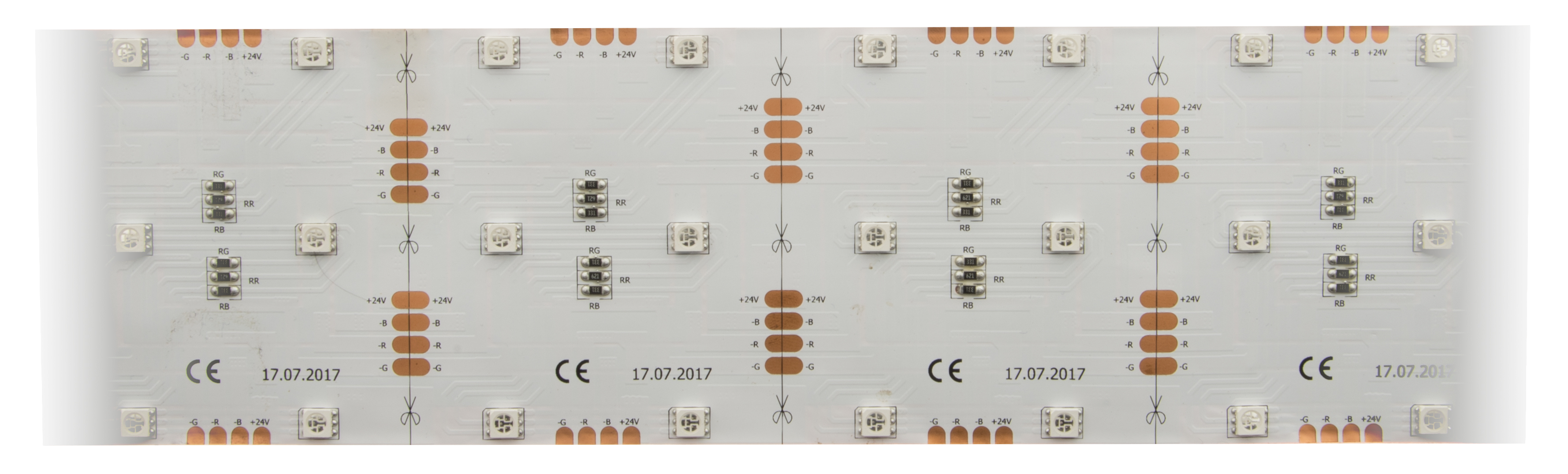 1 Stk LED Flexboard 7 RGB - IP20 LIFP101005