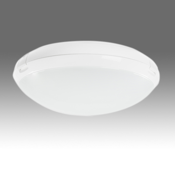 1 Stk MALLE LED 13W 1050lm 830 EVG IP65 weiß, mit Bewegungsmelder LIG0100019