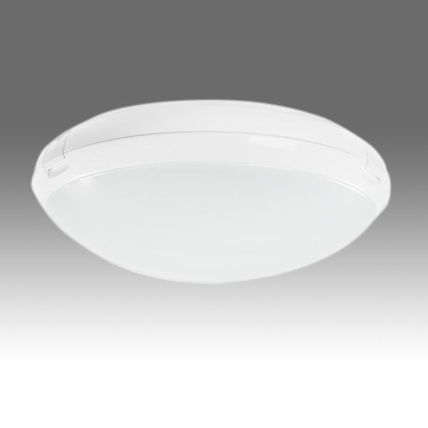 1 Stk MALLE LED 25W 2200lm 840 EVG IP65 weiß, mit Bewegungsmelder LIG0100024