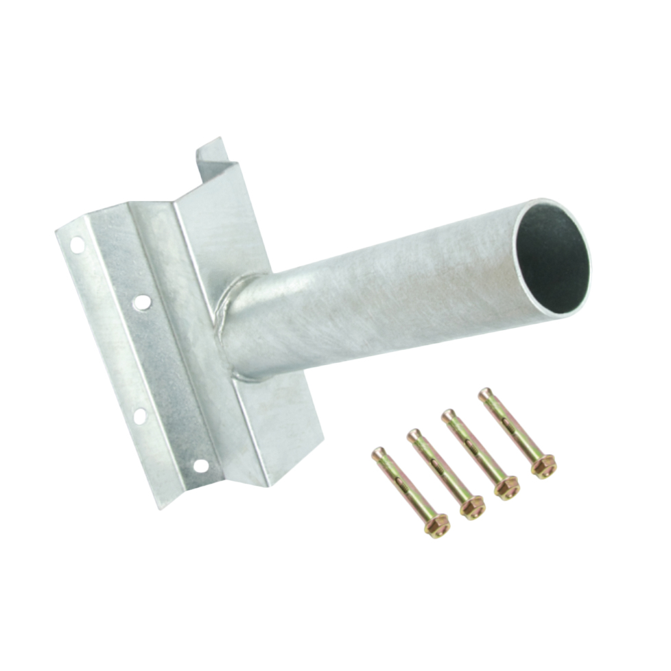1 Stk RUBINIO LED Wandhalter 60 mm, grau LIG1517818