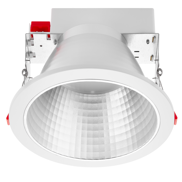 1 Stk SEGON LED 24W ED 2500lm/840 MAT IP44 70° weiß GEN.2 LIG3100008