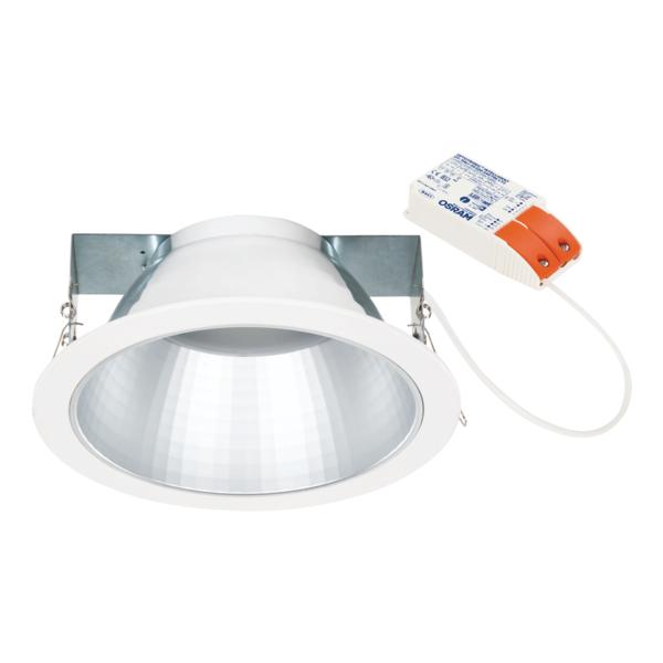 1 Stk SEGON LED 20W DALI 1900lm/840 MAT IP20 70° weiß GEN.2 LIG3100034