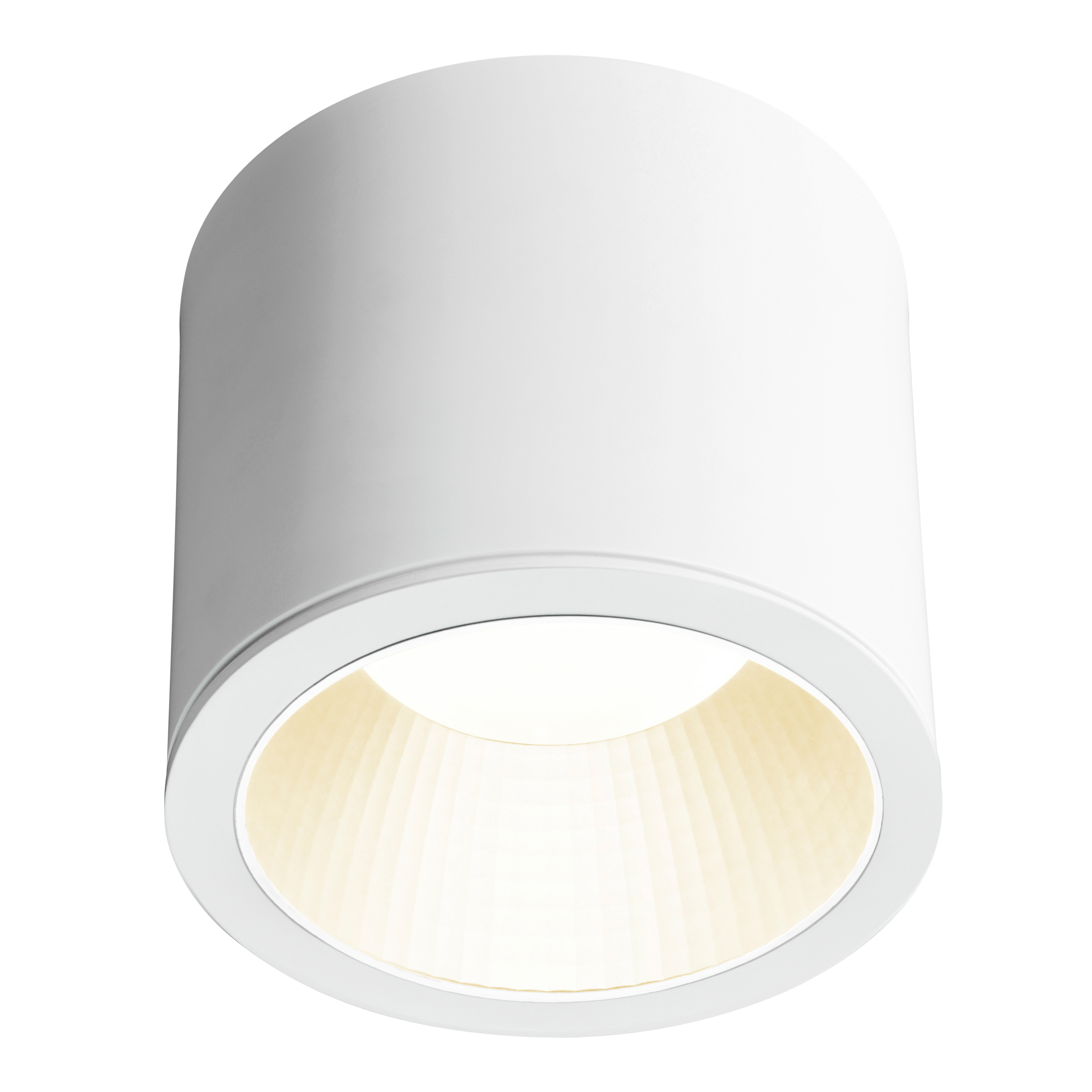 SOLINA 242 LED 18W 1900lm/830 MAT IP20 70° weiß GEN.2