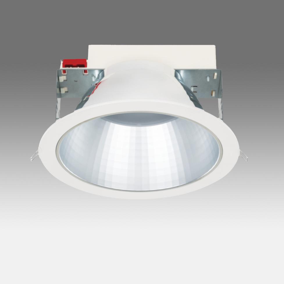 SEGON LED 44W ED 3950lm/830 MAT IP20 70° weiß GEN.2