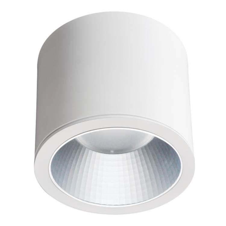 SOLINA 242 LED 18W DALI 1900lm/830 MAT IP20 70° weiß GEN.2