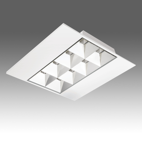 1 Stk SELENA LED 39W M600 ED 3700lm/830 MAT IP20 weiß LIG6100118