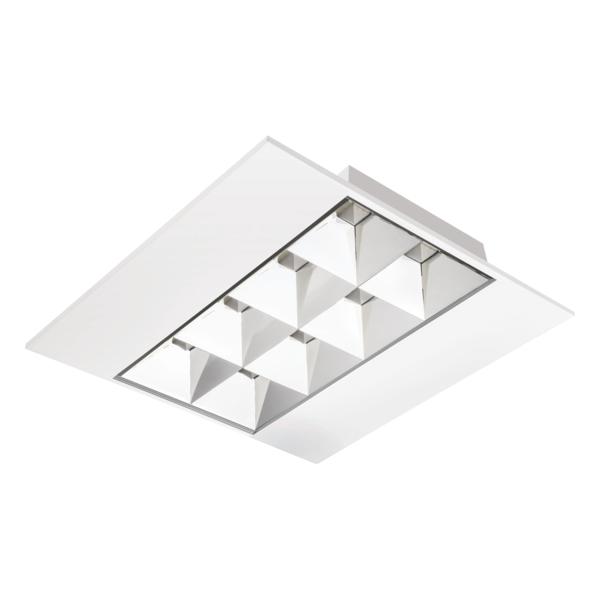 1 Stk SELENA LED 39W M600 ED 3850lm/840 MAT IP20 weiß LIG6100119