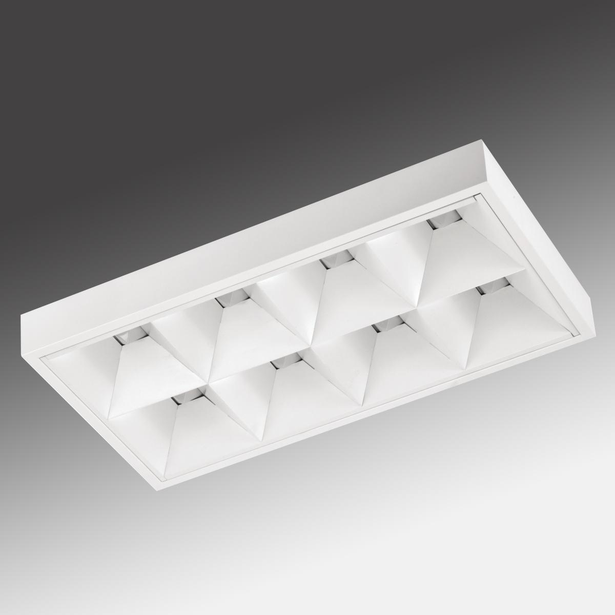 SALENA LED 39W 3900lm/830 SLB EVG IP20 weiß