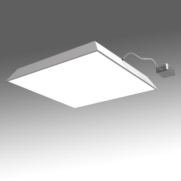1 Stk SELENA OP LED 40W M600 4350lm/840 PLX DALI IP40 weiß LIG6100152
