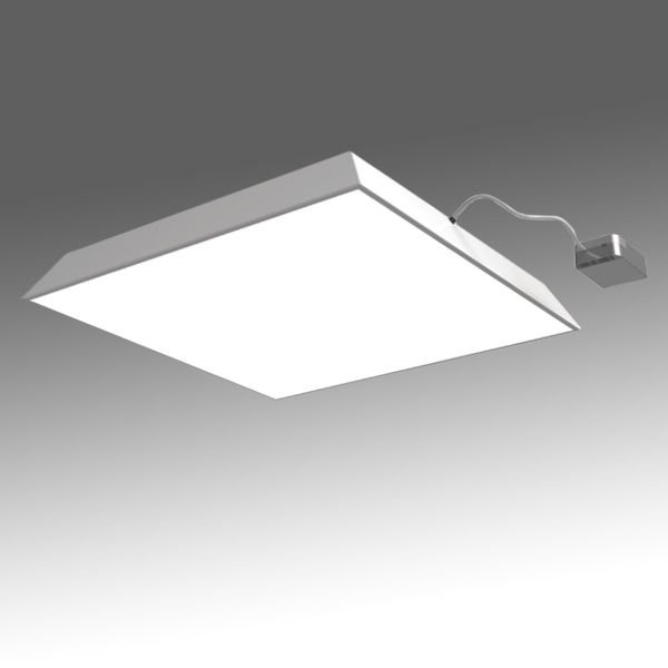 1 Stk SELENA OP LED 40W M625 4150lm/830 PLX DALI IP40 weiß LIG6100155