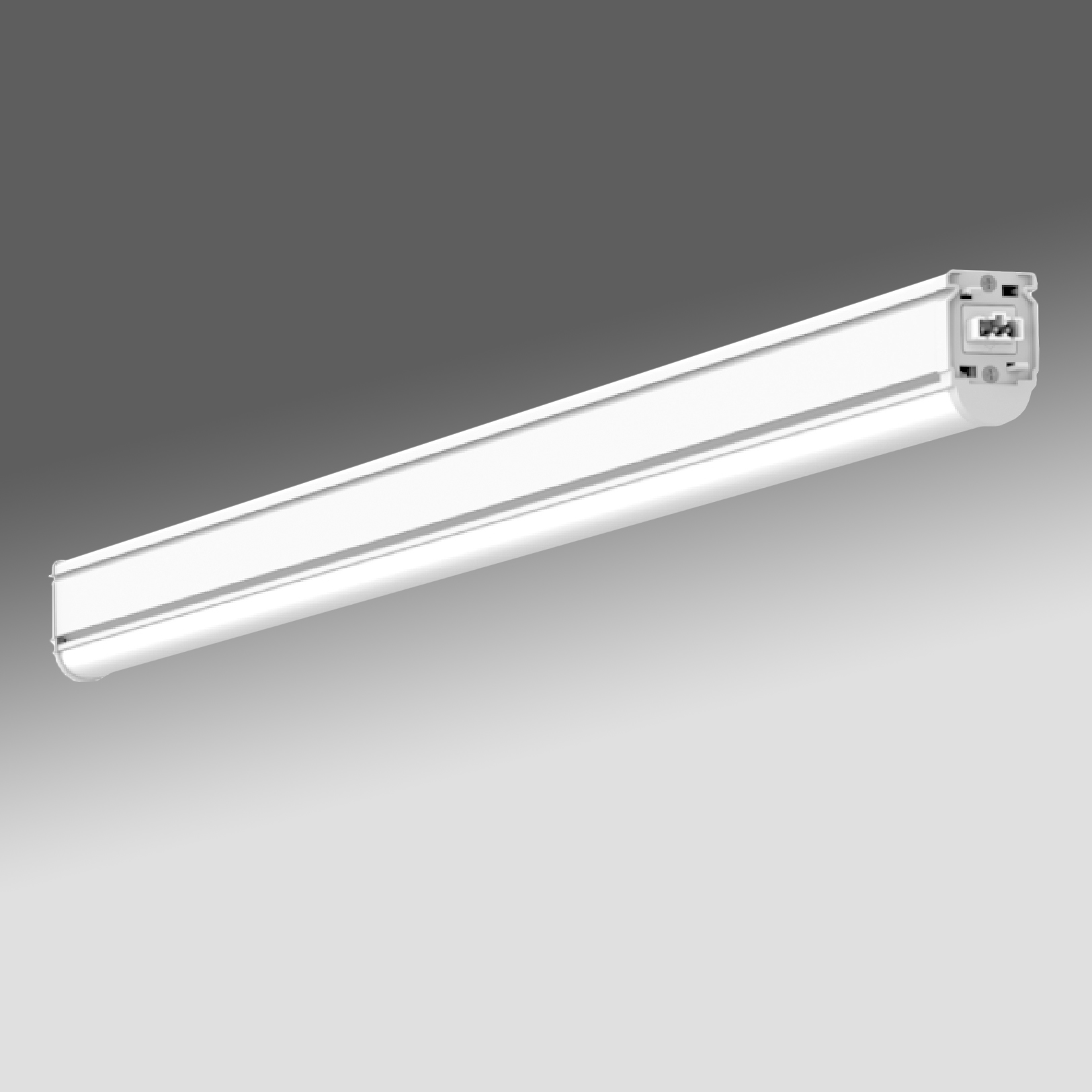1 Stk SIMPLE LINE LED 2012 64W 7100lm/840 EVG IP20 weiß LIG8100004