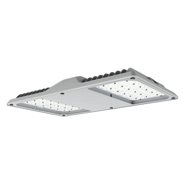 1 Stk Arktur Square LED 192W 25250lm/840 EVG IP65 100° grau LIG9200051