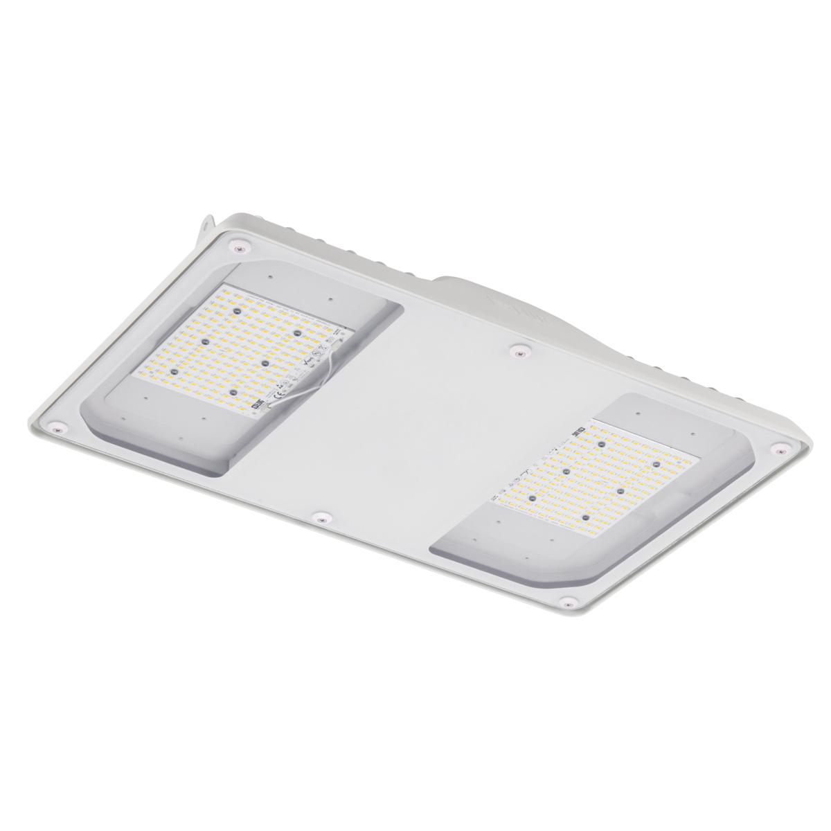 1 Stk Arktur Square LED 112W 14800lm/840 EVG IP66 100° grau LIG9200067